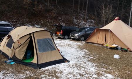 용인랜드 숲속캠핑장 작은이미지