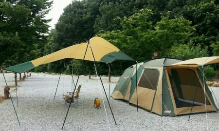 속리산 사계절 캠핑장 작은이미지