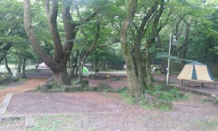 한라산국립공원 관음사지구 야영장 작은이미지