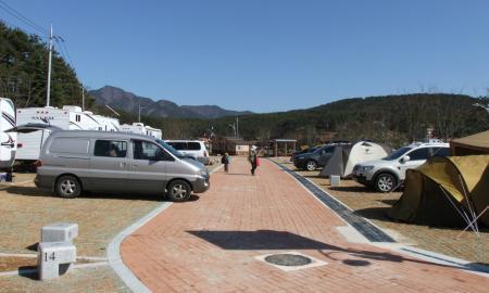고성 남산공원 오토캠핑장 작은이미지