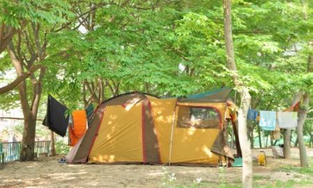 북한산 둘레 캠핑장 작은이미지