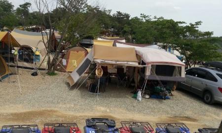 바다향기 캠핑장 작은이미지