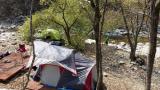 미시령계곡 캠핑장 작은 사진